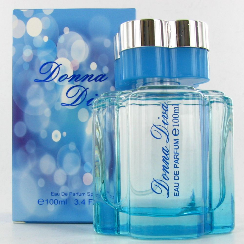 Saffron Fragrance Donna Diva EDP Spray 100ml Ladies Perfume